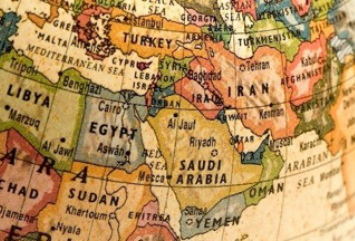 Middle East and North Africa Studies - Geography